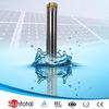 multi stage solar pump , high pressure motor solar pump,lower price