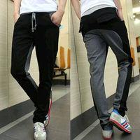 new style men fashion harem pants casual sport trousers
