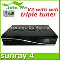 Dm800se triplo tuner, Sunray sr4 v 2, Sunray 800se v2 sim2.2