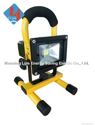 Outdoor led flood light white-light illumination and red strobe AC100-240V or DC12V led flood light