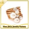 Gold pearl ring dubai gold jewelry pearl set