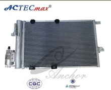 RC.650.610 with Receiver Drier, ACTECmax Cooling Auto Car Condenser