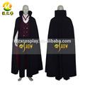 custom made homens halloween traje gothic vampire elite gent traje cosplay