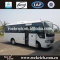 baja 25 de pasajeros diesel dongfeng mini bus precio