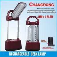 new design LED solar book light