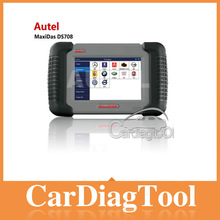 100% original autel maxidas ds708 diagnostic scanner Authorized from autel company autel maxi das ds708 diagnostic tool---hot!