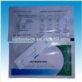 reactivo de diagnóstico kit de prueba rápida prueba de hcg tarjeta
