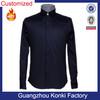 2014 Latest Design Hidden Button Front Shirt For Men