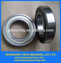 Deep groove ball bearing 625 6252z 6252rs bearing steel ball,deep groove ball bearing wholesale,brand names ball bearings