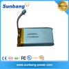 China Battery manufacturer wholesales Lipo battery cheap price 3.7V 2250mAh battery