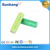 rechargeable 3.7v 2200mah 1865 li ion battery