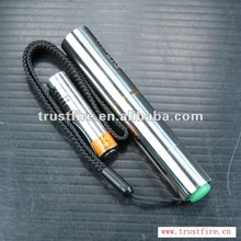 TrustFire TR-F23 CREE XP-E Q3 mini led light rechargeable & waterproof flashlight cree torch stainless steel (1*AAA/10440)