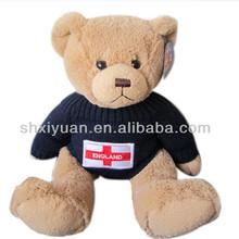 Popular new design build your own plush toys build a bear