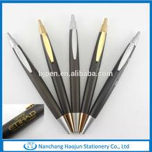 2014 Hot Chinese metal click pens ,metal pen souvenir