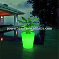A prueba de agua IP54 recargable LED iluminado exterior jardín accesorios