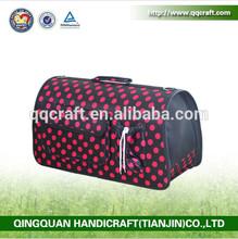 QQuan Hot selling cheap sturdy bag pet carrier