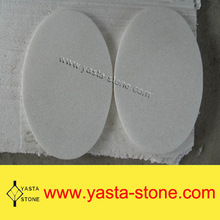 crystal white marble bulk dinner plates