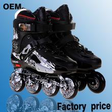 2014 vendita calda nuovo design quattro ruote del rullo scarpe da skate