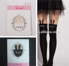 carino per le ragazze calze collant ragazze coreano hot tubo calza di nylon bruciare grassi dimagrante corsetto di seta a pelo leggings