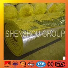 sound insulation felt waterproof building materials aluminium foil glass wool board
