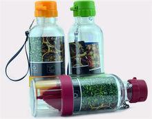 Mini version Korea lemonade Manual Juicer Cup Fruit cup Creative vitality portable bottle children cup mug