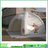 outdoor inflatable family camping tent/inflatable dome tent