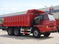 Sinoturck de limpieza 6 X 4 camión volquete todoterreno para cantera