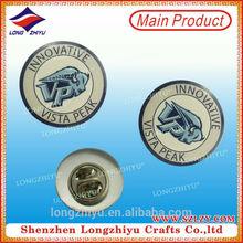 Printed metal jaguar badge with customized logo for sale
