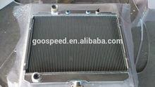 Auto radiator for RENAULT CLIO MK1 91-96