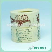 Cotton Canvas Tape Roll European Style Label DIY