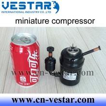 Vestar producto dc 12 v compresor de refrigeración para potable de refrigeración
