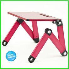 2014 New product Universal portable folding nottable laptop desk table