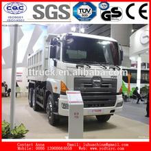 HINO Heavy duty 6X4 dump truck