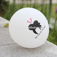White Color Valentine's Day Decoration Balloon