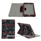 2014 Wholesale Fashion Skull Head Canvas case for ipad mini 2,tablet case cover for ipad mini .protective case for ipad mini