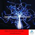 pmma conduit 3w vase à fleur de lumière