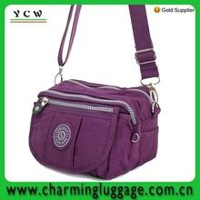 fashion designed vivid shoulder bag waterproof high quality nylon durable fanny pack cross body bag