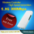 10 ans grande usine haute puissance poe. 5.8g wifi, 3km routeur pont cpe extérieur sans fil wifi gros range extender