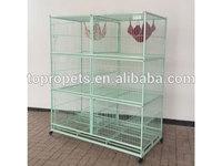 three-layer cat cage