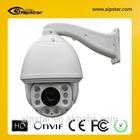 2014 New Products Auto Tracking 1.3MP 18X Zoom IR Distance150M Onvif Dome IP HD CCTV PTZ Camera