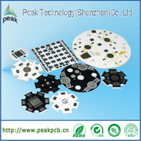 High quality customized high-power led street light aluminum pcb made in China aluminium pcb supplier