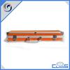 professional handle long orange Aluminum box tools case tools box Musical Instruments case laptop protect case tool chest