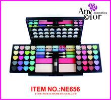 best selling 2014 brand name waterproof makeup kit