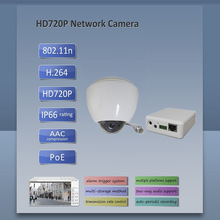 3Mp sony cmos motion detection,audio email alarm,32G memory card,POE/P2P Onvif RTP ip camera