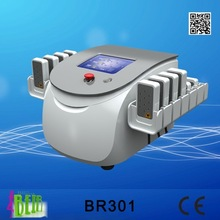 Hot Sale 12 pads Diode Lipo laser body lipolysis removal apparatus