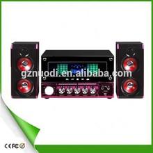 LOWIN karaoke sound mixer professional karaoke equipment with echo