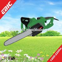 1400-2200W Electric Mini Chain Saw Wood Cutting Machine Garden Tool