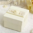 Mini beautiful new design gift packaging small paper box