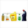 Profesional tipo viary detergente etiqueta de la botella, la limpieza del hogar de la etiqueta
