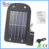 2014 new foldable solar panel charger for iPhone and iPad directly under the sunshine